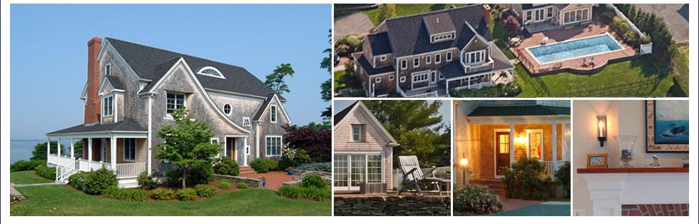 Custom built homes for sale newport ri bristol ri rhode for Classic house bristol